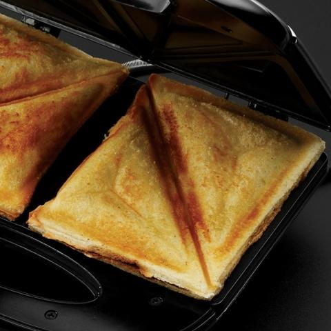Тостер за сандвичи, гофрети и парти грил Russell Hobbs 3 в 1 Fiesta 24540-56